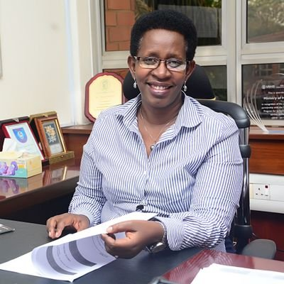 Dr. Diana Atwine